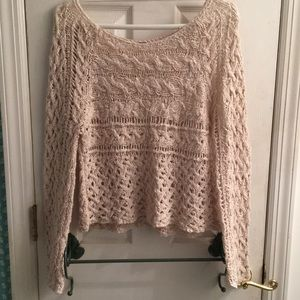 Free People Sweater, Small